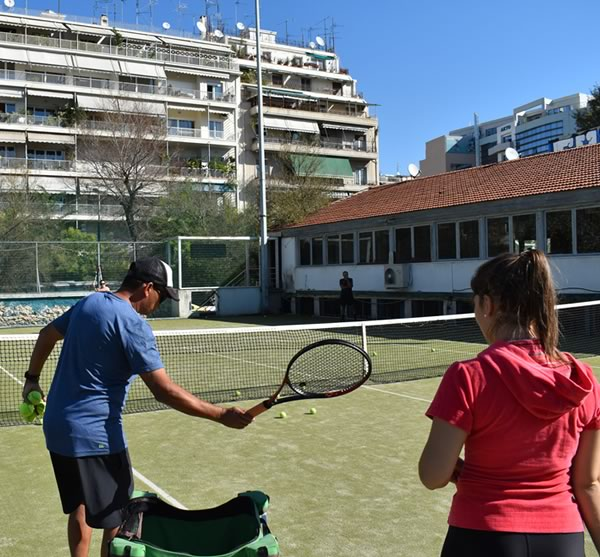 The City Unity College Tennis Specialty Course began